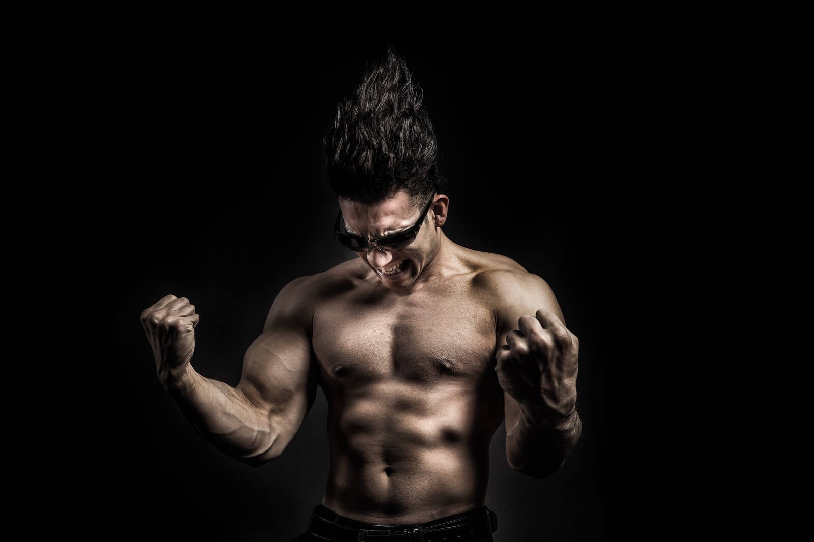 ウェブ・SEO・強化・筋肉